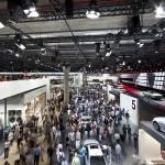 BMW pavilion at the Frankfurt Show © 2011 - diephotodesigner.de