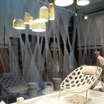 Benjamin Hubert Studio Quarry Lights as part of LDF 2011 - Photo© Rachel Calton