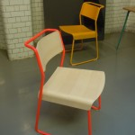 Canteen Utility Chair VG&P as part of LDF 2011 - Photo© Rachel Calton