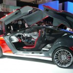 Ford Evos concept - Frankfurt 2011