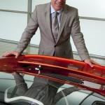 McLaren Automotive design director Frank Stephenson
