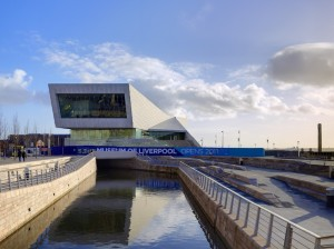 Liverpool National Museum designed by 3XD © Phillip Handforth