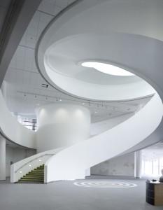 Liverpool National Museum interior designed by 3XD © Phillip Handforth