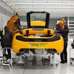 Making the McLaren 12C road car