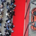 London McLaren dealership at One Hyde Park