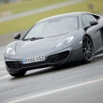 12C - first road car to come out of McLaren Automotive
