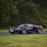 McLaren 12C driven by Nargess Shahmanesh Banks