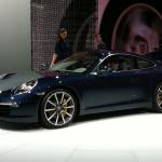 Porsche 911 Frankfurt Motor Show 2011