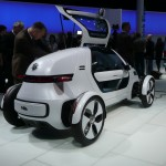 Volkswagen Nils concept - Frankfurt 2011