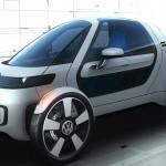Volkswagen Nils concept study