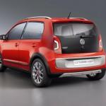 Volkswagen Cross Up concept car