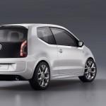 Volkswagen GT Up concept car