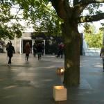 Frieze Art Fair 2011, pavilion design by Carmody Groarke