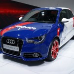 Audi Samurai Blue at Tokyo Motor Show