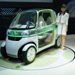 Daihatsu Pico at Tokyo Motor Show