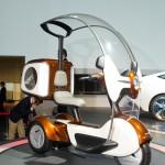 Honda E-Canopy at the Tokyo Motor Show