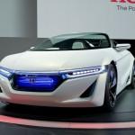 Honda EV-STER at the Tokyo Motor Show