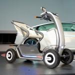 Honda Motor Compo at Tokyo Motor Show