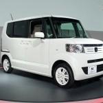 Honda N Concept at the Tokyo Motor Show