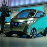 Nissan Pivo3 at Tokyo Motor Show
