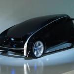 Toyota Fun-Vii concept at Tokyo Motor Show