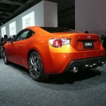 Toyota GT 86 at Tokyo Motor Show