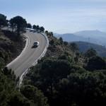 BMW 3 Series saloon in Spain