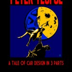 Peter Teuful: A Tale of Car Design, Moon © CBA