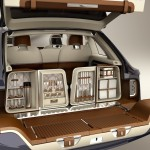Bentley EXP 9F SUV concept car at the Geneva Motor Show