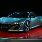 Honda NSX Concept at the Geneva Motor Show