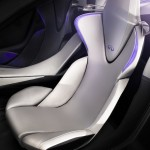 Infiniti Emerg-e passenger seat
