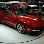 Italdesign Guigiario Brivido concept at the Geneva Motor Show