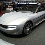 Pininfarina Cambiano concept at the Geneva Motor Show