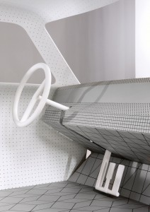 Colour One for Mini by Scholten & Baijings for Salone del Mobile 2012