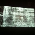 data.anatomy [civic] audiovisual installation by Ryoji Ikeda ©NS Banks