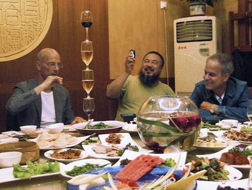 Herzog & de Meuron and Ai Weiwei's, photo credit Serpentine Gallery
