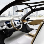 BMW i3 special London edition concept car for the Olympics
