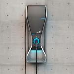 BMW i Wallbox electric charging device