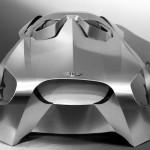 Kyungeun Ko's Bentley concept at the Royal College of Art