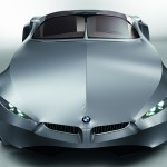 BMW GINA concept with cloth body