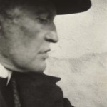 Edvard Munch, Self-Portrait with Hat (Right Profile) at Ekely 1931 © Munch Museum