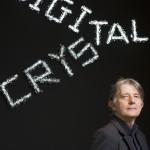 Digital Crystal Swarovski at the Design Museum (Deyan Sudjic), image courtesy of David Levene