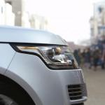 Range Rover headlights
