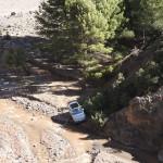 New Range Rover, Atlas mountains, Morocco