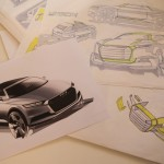 Audi Crosslane Coupe designs