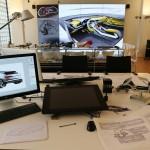 Audi Design Concept Studio in Munich