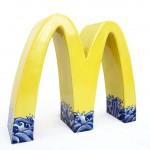 Li Lihong, China - McDonalds, 2009. Courtesy of Themes & Variations
