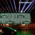 Heineken 140 Year Celebration Spectacular In Amsterdam