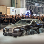 Wraith by Rolls-Royce