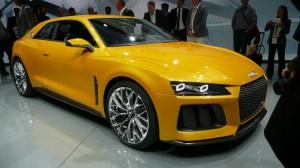 Audi Sport Quattro Coupé